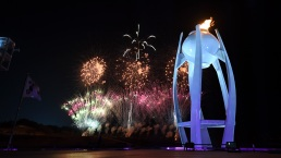 2018 Winter Olympics Closing Ceremony in Photos