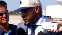 Barry Church on Cowboys' Camp & Season