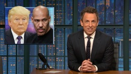 'Late Night': A Closer Look at Trump vs. LaVar Ball