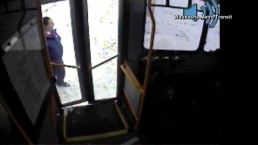 Bus Driver Rescues Cold Children