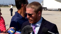 Cole Beasley Talks Training Camp