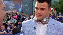 Connor Williams Ready for the Draft