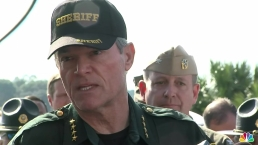 Sheriff: Pray for the Navy Personnel