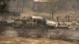 Deadly California Fires Continue to Burn