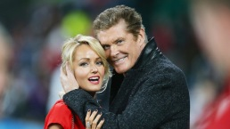 Celeb Hookups: David Hasselhoff Is Engaged