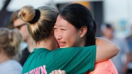 Santa Fe Mourners Endure Grief