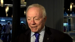 Jerry Jones Expresses Disgust Towards Suspended Players