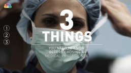 3 Things You Need to Know Before Choosing a Medical Practitioner