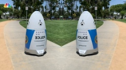 'Robocop' Joins Police Force in SoCal City