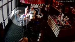 Man Steals Thousands of Dollars Worth of Underwear