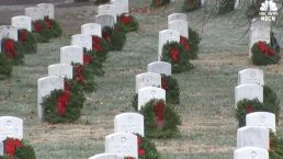 Wreaths Across America Honor Nation's Veterans