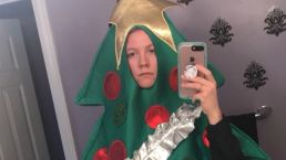 Tree Costume Takes Twitter by Storm