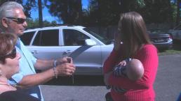 Couple Named Mary and Joseph Donate Vehicle