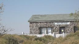 Community Working to Save Cabin Made of Dinosaur Bones