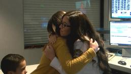 Family Meets Life-Saving Dispatcher