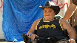 Vandals Target Disabled Boy
