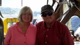 Couple Rescued From Sailboat After Long Journey