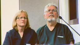 Parents of Man Accused of Dismembering Woman Charged