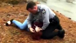 Deputy on Leave After Tackling Two Teen Sisters