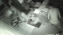 Burglars Steal from Kindergarten Class