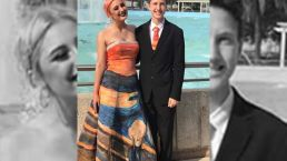 Students Prom Dress Is A 'Scream'