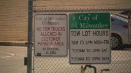 Toddler Left Inside Vehicle at Impound Lot