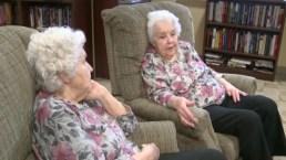 WATCH: Twins Celebrate 90th Birthday