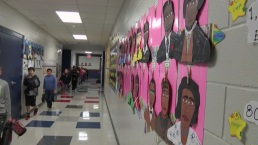 Students' Project Personalizes Black History Month