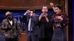 'Tonight': David Blaine Sews His Mouth Shut in Insane Trick