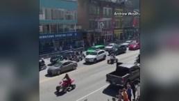 Nashville Officer Dragged By ATV