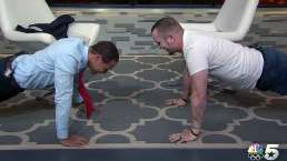 Pushups for Soldiers