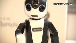 Robot Smartphone Getting Smarter