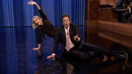 'Tonight': Dance Battle With Charlize Theron