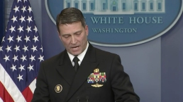 White House Doctor: Trump's Health 'Excellent'