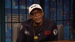 'Late Night': Lee Talks Charlottesville, 'BlacKkKlansman'