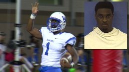 HS Football Star Charged With Evading Arrest