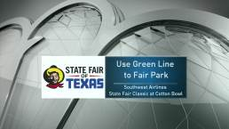 Weekend Closures and State Fair Travel