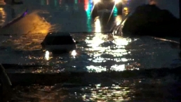 Strong Storms Cause Flooding in Oklahoma