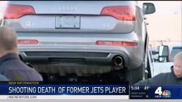 Former Jets Teammates Mourn Joe McKnight