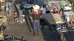 Raw: Big Tex Dismantled