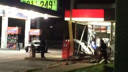 Dallas Police Investigate Attempted ATM Theft