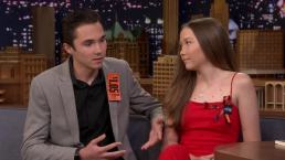'Tonight': David, Lauren Hogg on Their #NeverAgain Book