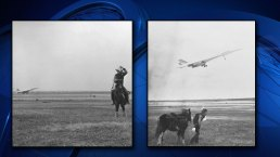 Mystery Surrounds DFW Airport Photo