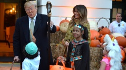 Halloween at the White House 2018