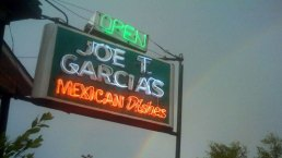 Something Good: Joe T. Garcia Serves Christmas Luncheon