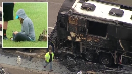 Lady Antebellum Singer's Bus Catches Fire on I-30
