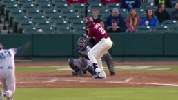 Frisco's Brinson Anxious to Shed Prospect Label