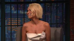 'Late Night': Kristin Chenoweth Talks 'Trial & Error'