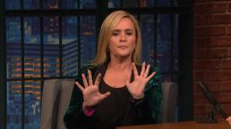 'Late Night': Waitressing Helped Samantha Bee Prepare for Trump