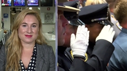 The DMN's Naomi Martin: Fallen Officer Funerals
